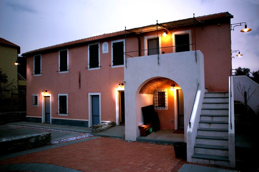 Restoration of the monteverde u2013 seal house in celle ligure sv